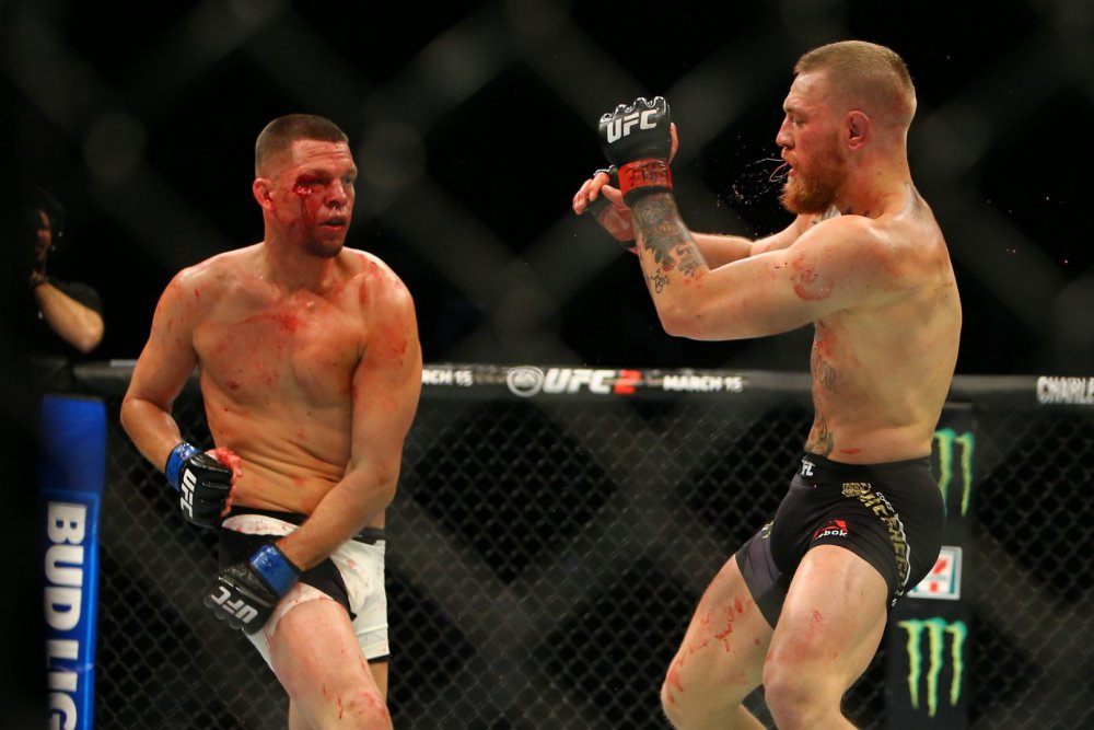 Ufc 202 Results Conor Mcgregor Vs Nate Diaz 2 Live Stream Play By Play Updates Eagles Fc