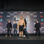 Official weigh in EAGLES VII part 2