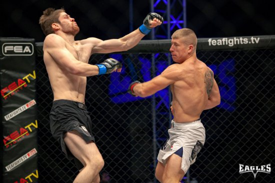 !!! FREE FULL FIGHT !!! Vasile Suprovici vs Vasiliy Goncharov at EAGLES FC 10