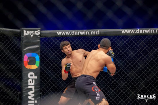 !!! FREE FULL FIGHT !!! Luca Poclit vs Ilkin Gasimov at EAGLES FC 10